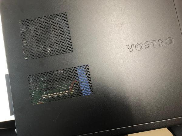 PCデータ移行作業2台