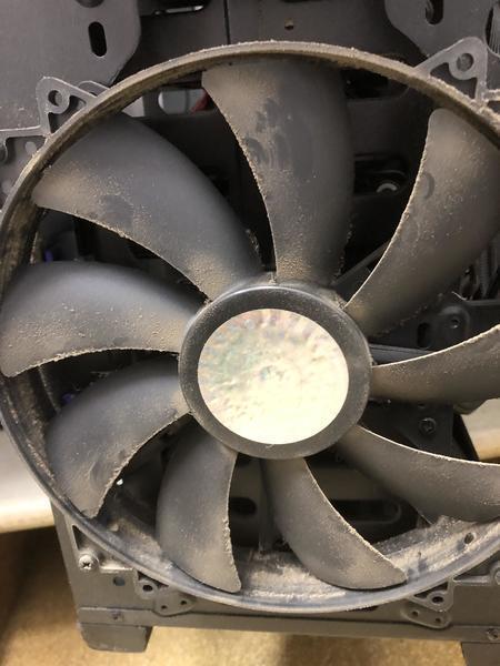 自作PC修理・清掃