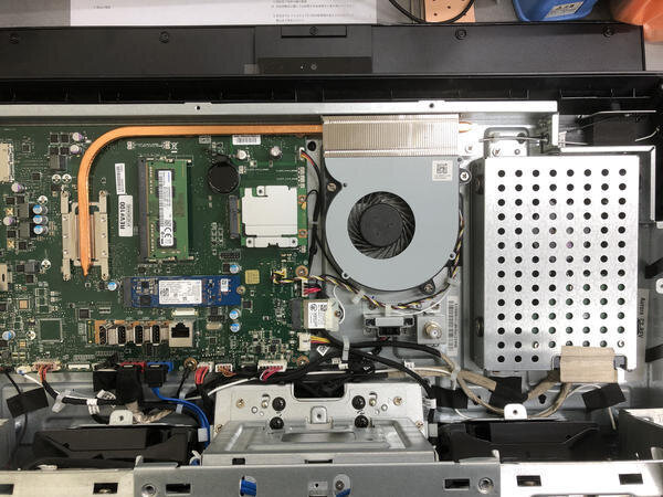 NEC PC-DA570MAB-2データ回収